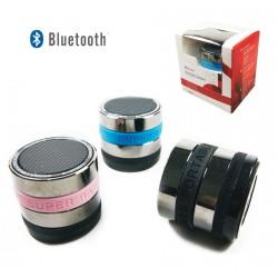Altavoz portátil M-TK Bluetooth Radio, reproductor USB y SD