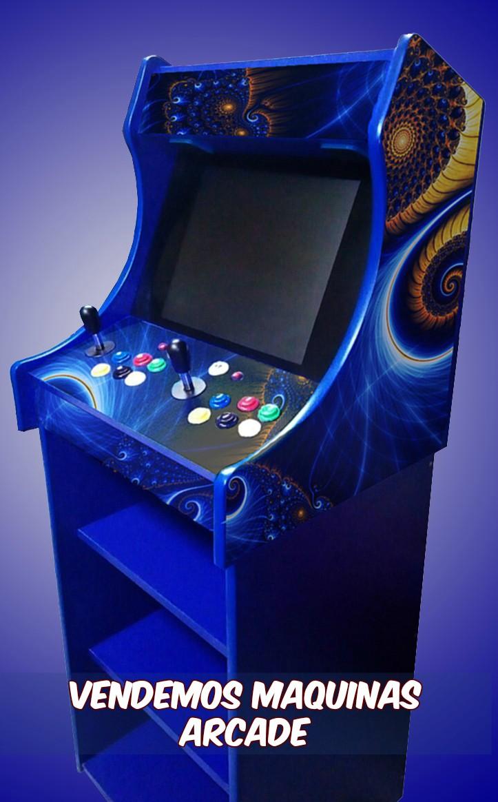 Vendemos maquinas arcade